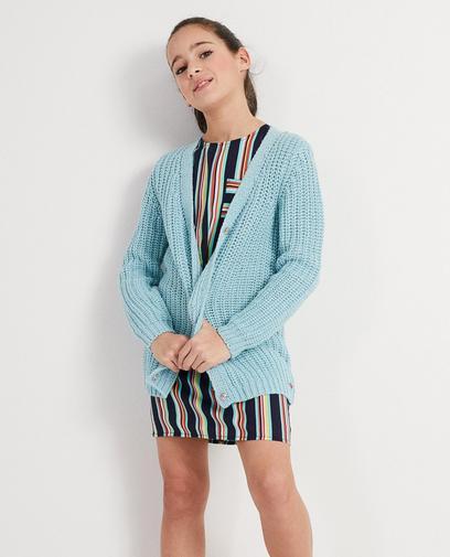 Jacke aus einer luxuriösen Wollmischung
